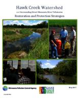 Hawk Creek Watershed and Surrounding Direct Minnesota River Tributaries Restoration and Protection Strategies