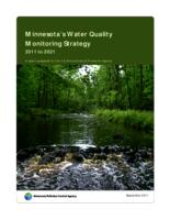 Minnesota's Water Quality Monitoring Strategy 2011 to 2021