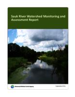 Sauk River Watershed Monitoring and Assessment Report