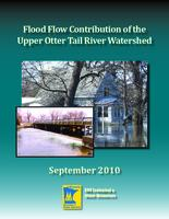 Flood Flow Contribution of the Upper Otter Tail River Watershed