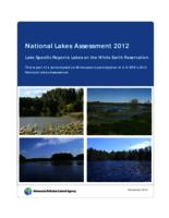 National Lakes Assessment 2012 Lake Specific Reports: Lakes on the White Earth Reservation