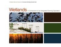 Wetlands A Component of an Integrated Farming Operation