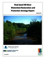 Final Sand Hill River Watershed Restoration and Protection Strategy Report