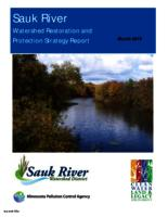 Sauk River Watershed Restoration and Protection Strategy Report