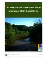 Sand Hill River Watershed Total Maximum Daily Load Study