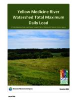 Yellow Medicine River Watershed Total Maximum Daily Load