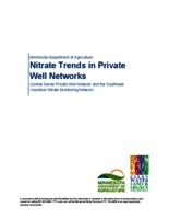 Nitrate Trends in Private Well Networks - Central Sands Private Well Network and the Southeast Volunteer Nitrate Monitoring Network