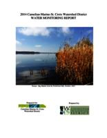 2014 Carnelian-Marine-St. Croix Watershed District Water Monitoring Report