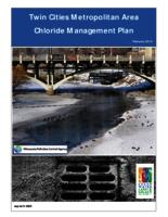 Twin Cities Metropolitan Area Chloride Management Plan