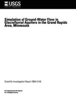 Simulation of Ground-Water Flow in Glaciofluvial Aquifers in the Grand Rapids Area, Minnesota