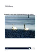 Long and Farquar Lakes TMDL Implementation Plan Update