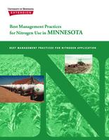 Best Management Practices for Nitrogen Use in MINNESOTA