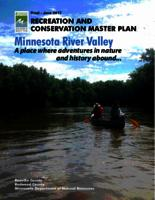 Recreation and Conservation Master Plan: Minnesota River Valley