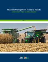 2017 Nutrient Management Initiative Results - Southwest/West Central Region