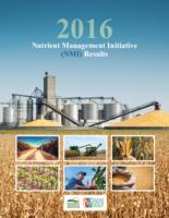 2016 Nutrient Management Initiative Results - South Central Region