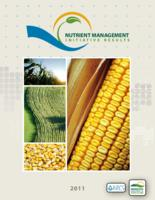 2011 Nutrient Management Initiative Results