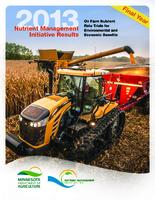2013 Nutrient Management Initiative Results
