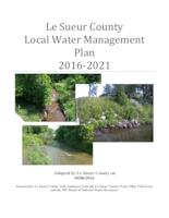 Le Sueur County Local Water Management Plan 2016-2021