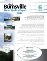 City of Burnsville Water Quality Report 2014