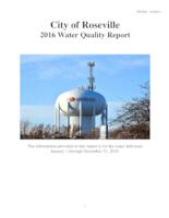 City of Roseville 2016 Water Quality Report