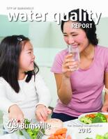 City of Burnsville Water Quality Report 2015
