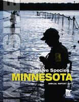 Invasive Species of Aquatic Plants and Wild Animals in Minnesota; Annual Report for 2015