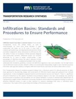 Infiltration Basins: Standards and Procedures to Ensure Performance