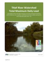 Thief River Watershed Total Maximum Daily Load