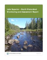 Lake Superior – North Watershed Monitoring and Assessment Report