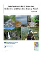 Lake Superior—North Watershed Restoration and Protection Strategy Report