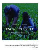 NEXT WISE STEPS FOR ENGAGING PEOPLE IN SOUTHEAST MINNESOTA WATERSHED RESTORATION & PROTECTION
