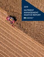 2019 Nutrient Management Initiative Report