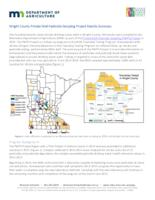Wright County Private Well Pesticide Sampling Project Results Summary