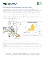 Scott County Private Well Pesticide Sampling Project Results Summary