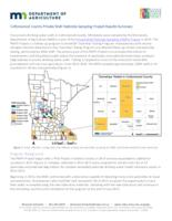 Cottonwood County Private Well Pesticide Sampling Project Results Summary