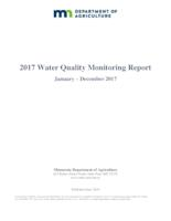 2017 Water Quality Monitoring Report