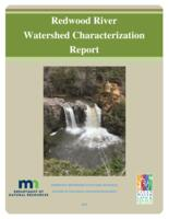 Redwood River Watershed Characterization Report