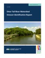 Otter Tail River Watershed Stressor Identification Report