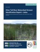 Otter Tail River Stressor Identification Report—Lakes