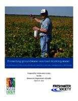 Protecting groundwater-sourced drinking water: An assessment of the needs and barriers faced by local water management professionals