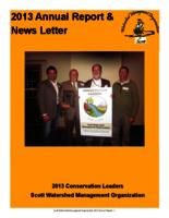 2013 Annual Report & News Letter