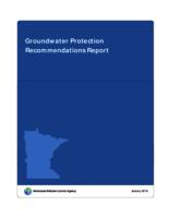 Groundwater Protection Recommendations Report