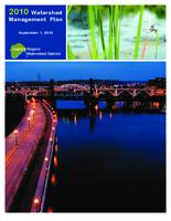 2010 Watershed Management Plan