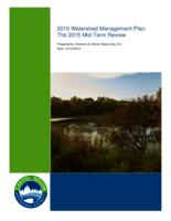 2010 Watershed Management Plan: The 2015 Mid-Term Review