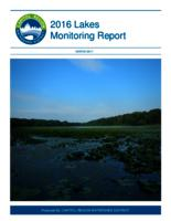 2016 Lakes Monitoring Report