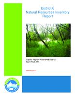 District 6 Natural Resources Inventory Report