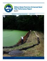 William Street Pond Iron-Enhanced Sand Filter Performance Report