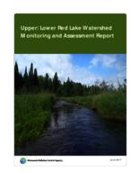 Upper/Lower Red Lake Watershed Monitoring and Assessment Report