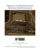 Highway 61 Corridor Subwatershed: Stormwater Retrofit Assessment