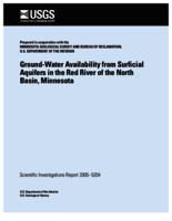 Ground-Water Availability from Surficial Aquifers in the Red River of the North Basin, Minnesota